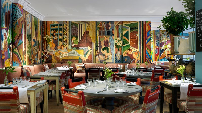 Charlotte Street Hotel: Ένα ξενοδοχείο εμπνευσμένο από το καλλιτεχνικό παρελθόν