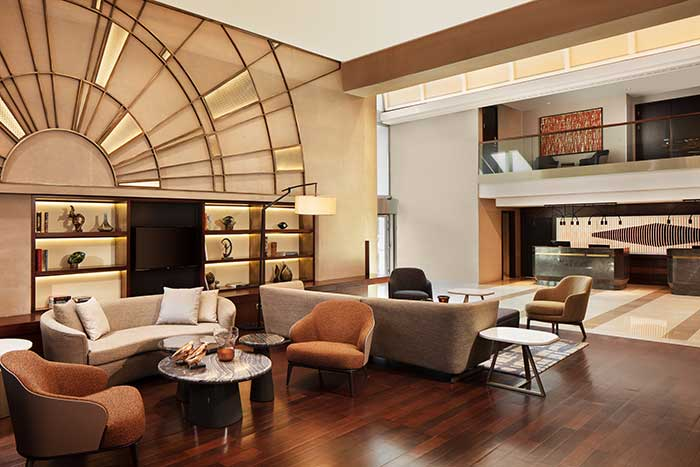 Το Sheraton Hotels παρουσιάζει το νέο του όραμα στην Τουρκία με το άνοιγμα του Sheraton Istanbul Levent
