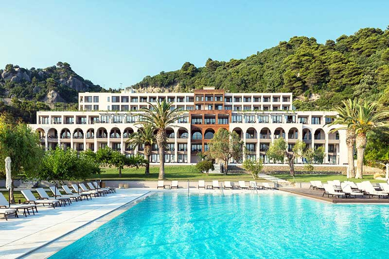 DOMES OF CORFU: Το ξενοδοχείο έχει ενταχθεί στο brand κύρους Autograph Collection Hotels της Marriott International