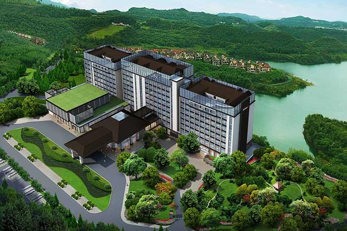 Η Sheraton Hotels & Resorts παρουσιάζει το νέο της όραμα στην Κίνα με το άνοιγμα του Sheraton Mianyang