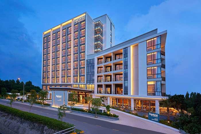 Το Fairfield by Marriott γιορτάζει το ντεμπούτο του στο Βιετνάμ με το άνοιγμα του Fairfield by Marriott South Binh Duong