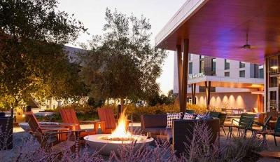 The Ameswell Hotel, California: Εμπνευσμένο από το φόντο της άγριας ερημιάς της Καλιφόρνιας