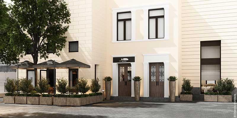 """Το 5 αστέρων """"Xenodoxeion Milos"""" θα ανοίξει τις πόρτες του τον Οκτώβριο στην Αθήνα"""