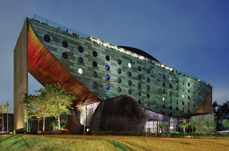 UNIQUE: Ένα μοναδικό ξενοδοχείο που κανείς μέχρι τώρα δεν είχε ξαναδεί